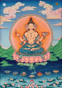 Prajnaparamita Buddha